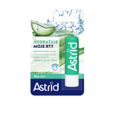 Astrid Moisturizing Lip Balm Aloe Vera 4.8g