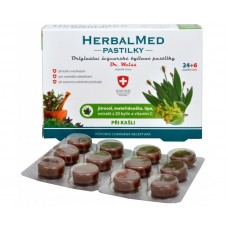 Simply You HerbalMed pastilky Dr. Weiss při kašli