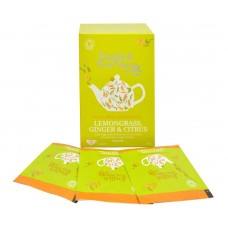 English Tea Shop čaj Citrónová tráva, zázvor & citrusy