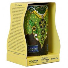 Dárkový slon Cejlonský čistý zelený čaj 60 sáčků
