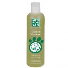 Přírodní šampon proti svědění s výtažky oleje z Tea Tree pro psy (Shampoo Tea Tree Oil) 300 ml