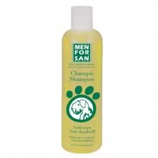 Menforsan přírodní šampon proti lupům s citronem pro psy