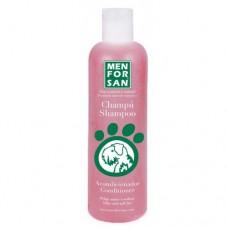 Ošetřující šampon a kondicionér proti zacuchávání srsti pro psy (Shampoo Conditioner Silky and Soft Fur)