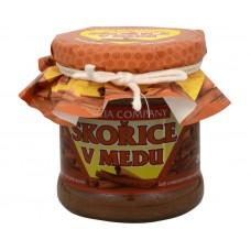 Skořice v medu 250 g