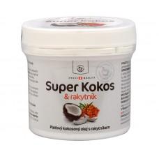 Herbamedicus Super Cocos & Sea Buckthorn Face Oil 150ml