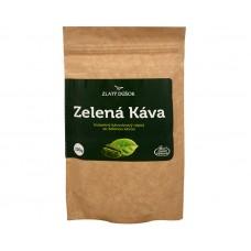 Zlatý doušek - Zelená káva 100 g