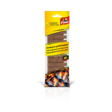 Fino Solid Firelighters for Fireplaces and Grills 12 pcs 60g