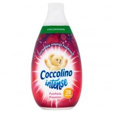Coccolino Intense Fuchsia Passion Płyn do płukania tkanin 570 ml (38 prania)