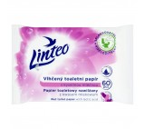 Linteo Toilet Wet Wipes with Lactic Acid 60 pcs