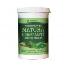 PROTEIN SMOOTHIE – Matcha Sunrise Latté 160 g