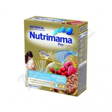 Nutrimama Profutura Cereal Bars Cranberries & Raspberries for Nursing Mothers 5 x 40g
