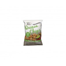 Quinoa chipsy – chilli a citron 30g