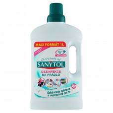 Sanytol Dodatek dezynfekujący do prania białe kwiaty 1 l