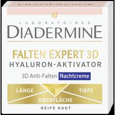 Diadermine Expert Wrinkle Night Anti-Wrinkle Cream 50ml