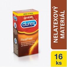 Durex Real Feel Condoms 16 pcs
