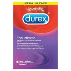 Durex Feel Intimate Condoms 18 pcs