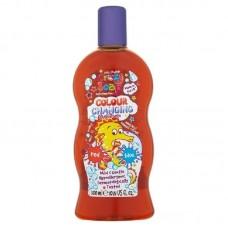 Crazy Soap Colour Changing pěna do koupele s měnícími barvami Red to Blue