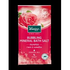 Kneipp pěnivá minerální sůl  do koupele Rozmazlování