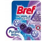 Bref Purple Aktiv Lavender Solid WC Block 50g