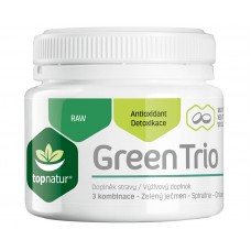 Topnatur Green Trio 180 Tablets 90g