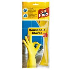 Fino rukavice úklidové L