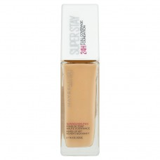 Maybelline New York Superstay 24H Foundation 21 Nude Beige Make Up 30ml