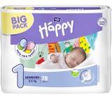 Bella Baby Happy Pieluszki jednorazowe 1 newborn 2-5 kg 78 sztuk