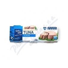 Sun & Sea Tuna in its Own Juice 3 x 80g