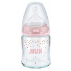 NUK First Choice+ kojenecká lahev skleněná