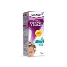 Paranit šampon 100 ml + hřeben