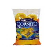 Cornito - Nudle vlasové, hnízda 200g