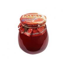 Med s ovocem jahodový 400 g