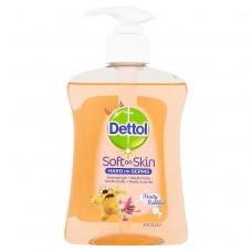 Dettol Kids Antybakteryjne mydło w płynie owocowe bąbelki 250 ml