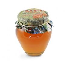 Med s ovocem rakytník