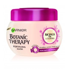 Garnier Botanic Therapy Fortifying Mask Ricinus Oil & Almond 300ml