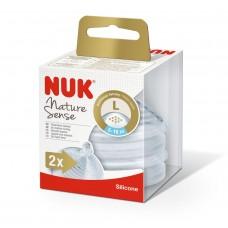 Nuk Nature Sense Denser Fluid L 2 pcs