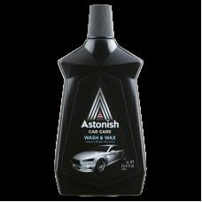 Astonish Wash & Wax - autošampón svoskem