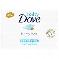 Baby Dove Rich Moisture Baby Bar 75g
