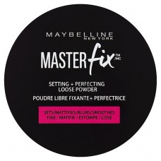 Maybelline New York Master Fix Loose Transparent Powder 6g