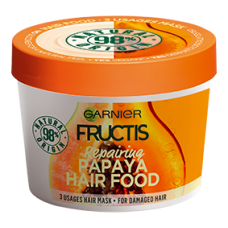 Garnier Fructis Papaya Hair Food 390ml