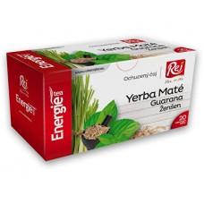 Čaj ENERGIE - pravý čaj s quaranou a ženšenem 30g