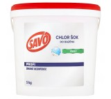 Savo for Pools the Shock Chlorine Disinfection 5kg