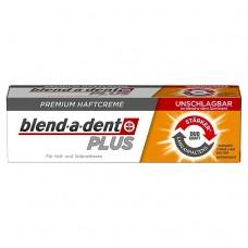 Blend-a-dent Plus Dual Power Klej do protez, lekki miętowy smak, 40g