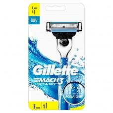 Gillette Mach3 Start Rączka maszynki do golenia + 1 Ostrze Wymienne