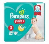 Pampers Pants, Rozmiar 3, 26 Pieluchomajtek