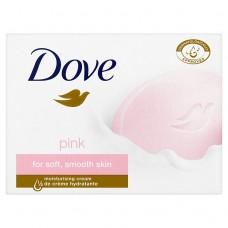 Dove Pink Kremowa kostka myjąca 100 g
