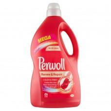 Perwoll renew Advanced Effect Color & Fiber Płynny środek do prania 3,6 l (60 prań)