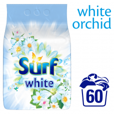 Surf White White Orchid & Jasmine Proszek do prania 3,9 kg (60 prań)