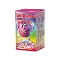 Biopron Laktobacílky 30 pastilek