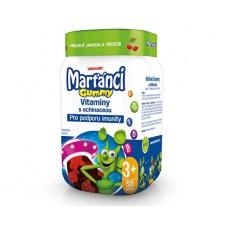 Walmark Marťánci Gummy Vitamins with Echinacea 50 Tablets 175.0g